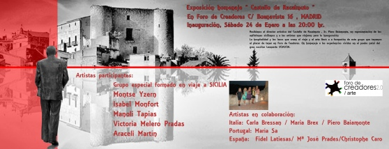 Flyer Muestra Sicilia-Madrid